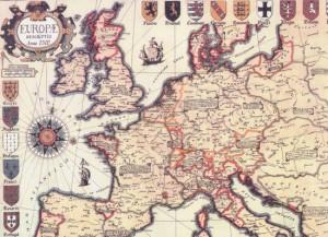 Europa: 1500