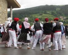 Dantzari Txikien Alardea Galdakaon