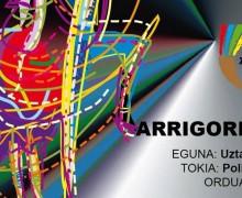 FOLKLORE BIZIAN 2016: ARRIGORRIAGA