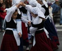 Dimako Dantzari Txiki Eguna 2017