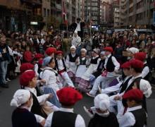 Oiartzungo Dantzari Txiki Eguna 2017