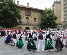 Pasai Antxoko Dantzari Txiki Eguna 2017