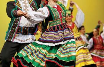 Grupo Folklorico Wisla (Polonia)