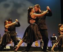 """Conjunto Folklórico """"Canelones Danza Independiente"""" (Uruguai)"""