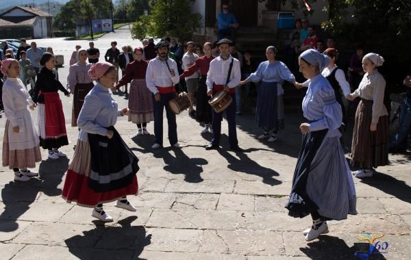 Elexaldeko Jaiak: Soka dantza