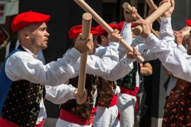 Folkloreweekend Straatoptredens-14