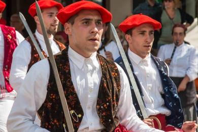 Folkloreweekend Straatoptredens-16
