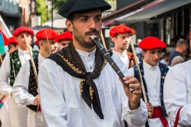 Folkloreweekend Straatoptredens-20