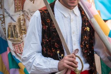 Folkloreweekend Straatoptredens-21