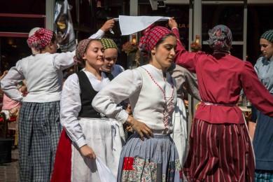 Folkloreweekend Straatoptredens-26