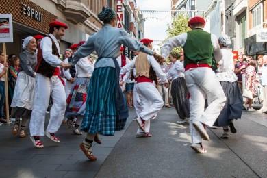 Folkloreweekend Straatoptredens-39
