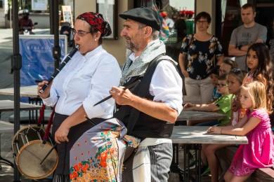 Folkloreweekend Straatoptredens-4