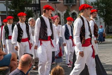 Folkloreweekend Straatoptredens-45