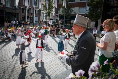 Folkloreweekend Straatoptredens-49