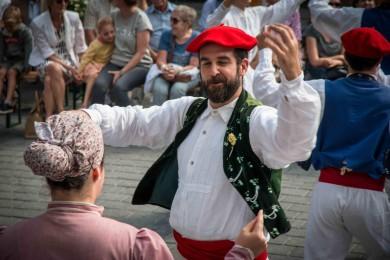Folkloreweekend Straatoptredens-51