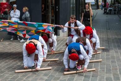Folkloreweekend Straatoptredens-6