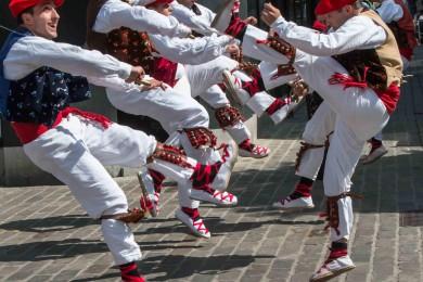 Folkloreweekend Straatoptredens-8
