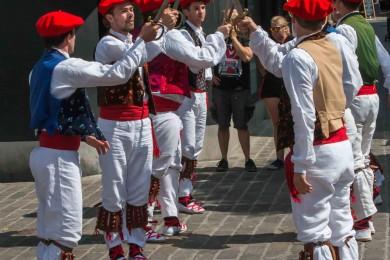 Folkloreweekend Straatoptredens-9