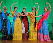"""""""Sabo"""" folklore elkarte nazionala (Uzbekistan)"""